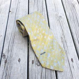 Moschino 100% Silk neck tie